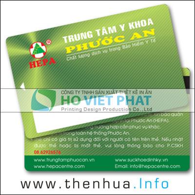 Thẻ Khám Bệnh VIP, Thẻ Khám Bệnh Định Kỳ, Thẻ Bệnh Nhân Vip