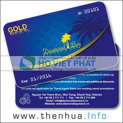 Thẻ Lưu Trú VIP, Thẻ Khách Sạn VIP, Thẻ Giảm Giá VIP