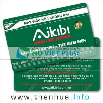 Thẻ Nhựa - Xưởng In Thẻ Nhựa theo tiêu chuẩn EMV - Europe Master Visa Card