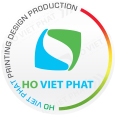 Logo thẻ nhựa Hồ Việt Phát