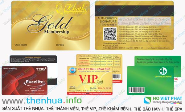 Thiết kế mẫu thẻ VIP - thẻ nhân viên - thẻ thành viên